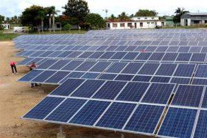Haití se adhiere a la Alianza Solar Internacional