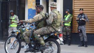 Varios detenidos durante huelga en provincias de R. Dominicana