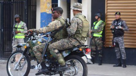 Las Fuerzas Armadas y la Policía intervendrán barriadas peligrosas