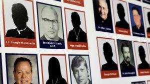 Presentan más de 250 demandas contra curas católicos por abusos