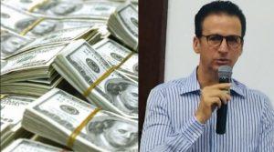 PUERTO PLATA: Robaron alta suma de dólares de la casa del alcalde Walter Musa