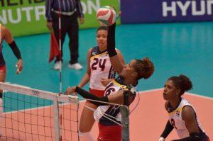 RD sigue invicto NORCECA Champions Cup de Voleibol