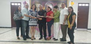 SALCEDO: Alcaldesa recibe dos reconocimientos en Puerto Rico