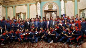 Gobierno dará $300,000 a medallistas de oro en los juegos Panamericanos