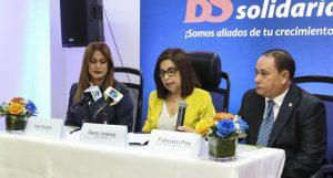 Banca Solidaria desembolsó RD$3,221 millones en el 2019