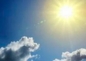 Onamet prevé temperaturas calurosas y aguaceros locales en provincias