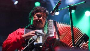Celso Piña, padre de la cumbia mexicana