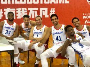 RD debuta este domingo en el Mundial Baloncesto de China