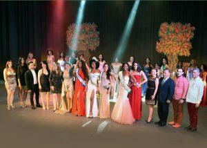 Dorka Yazmín Evangelista coronada comoMiss RD Tierra 2019