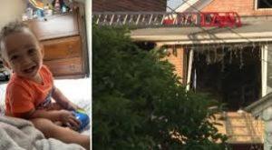 Se recupera en Texas bebé cuya familia pereció en incendio NY