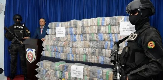 PUNTA CAUCEDO: Ocupan 471 paquetes cocaína que iban a Holanda