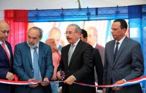 SALCEDO: Presidente Danilo Medina inaugura dos escuelas
