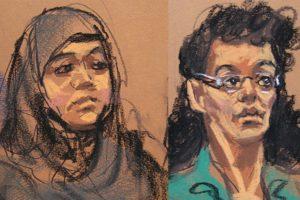 Dos mujeres se declaran culpables de construir bomba para atacar a EU