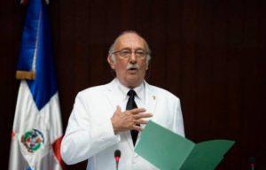 Fidelio Despradel aclara no votó a favor de Radhamés Camacho