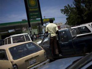 HAITI: Gobierno asegura que no hay escasez de combustible en el país