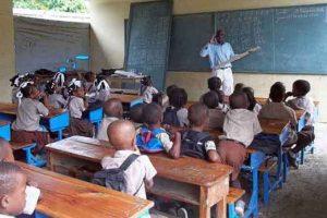 Tensiones en región de Haití por demandas de maestros