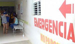 Aumentan los casos de dengue en hospital infantil Arturo Grullón