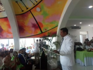 LOS ALCARRIZOS: Alcalde Junior Santos destaca logros de su gestión