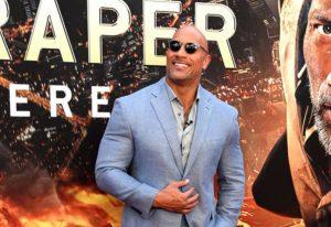 Dwayne The Rock Johnson actor mejor pagado con US$89 millones