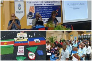 Intelectual haitiano destaca papel de Cuba y Venezuela en el Caribe