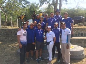 Jerez, Jiménez y Kingsley ganan oro en copa arquería de La Vega