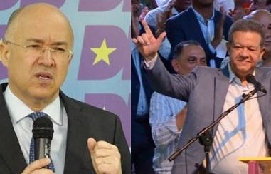 Domínguez Brito envía carta a Leonel insistiendo con lo del debate público