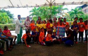 Alcaldía de Los Alcarrizos dona útiles escolares a más de 3,500 estudiantes