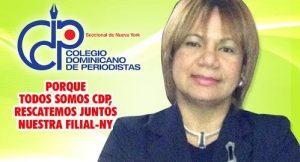 Presentan plancha Integración y Solidaridad para dirigir CDP NY