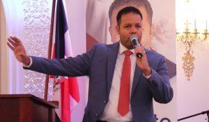 NUEVA JERSEY: Norberto Rodríguez lanza precandidatura a diputado PRM