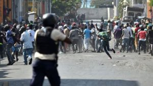 Nuevas protestas de empleados públicos en Haití por pagos atrasados