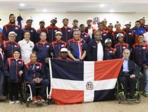 RD participará en Juegos ParaPanamericanos