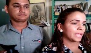 SANTIAGO: Asaltan periodista y camarógrafo del canal 25