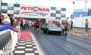 Petronan impone su calidad en Dragueo internacional