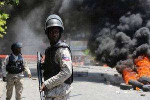 Nueva alerta por inseguridad en barrio capitalino de Haití
