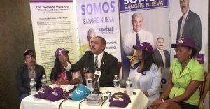 Dirigente del sector de Gonzalo dice periodista alteró sus declaraciones