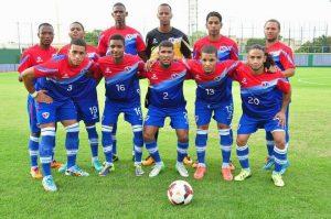 Selección dominicana fútbol jugará en Emiratos Arabes
