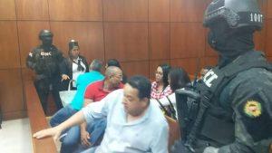SCJ aplaza para el martes decisión sobre extradición supuestos narcos