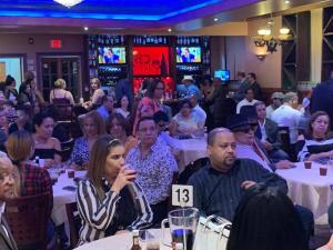 FILADELFIA: Celebraron cena para recordar la Restauración