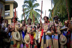Ultiman detalles del primer festival del vudú en Haití