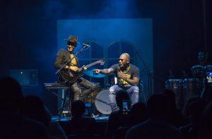 Zeo Muñoz presenta exitoso concierto en Escenario 360