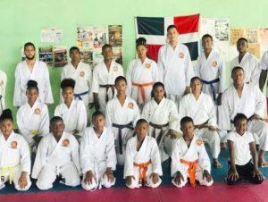 Club de Haina participará en Torneo Internacional de Karate