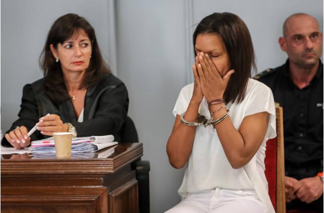ESPAÑA: Ana Julia Quezada apela sentencia y pide nuevo juicio