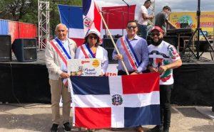 MONTREAL: Celebran 6ta versión Desfile Dominicano
