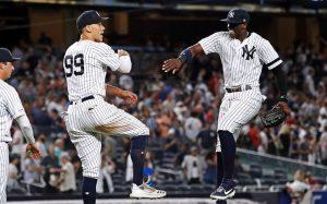 Yankees de Nueva York ponen fin a reinado de Red Sox en el Este