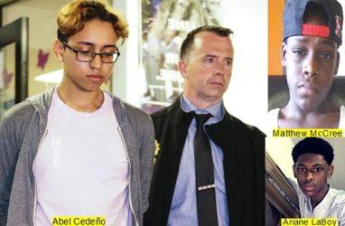 Dictan 14 años cárcel a estudiante mató compañero lo acosaba por gay
