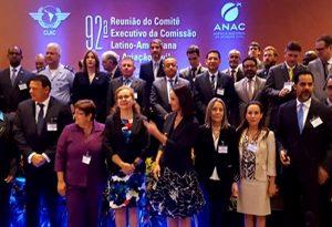 BRASIL: Delegación dominicana participa en asamblea de la CLAC