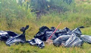 MEXICO: Localizan 17 bolsas con restos humanos en Jalisco