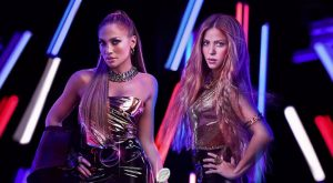 Jennifer Lopez y Shakira actuarán en la final del Super Bowl