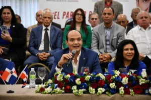Domínguez Trujillo anuncia que será candidato presidencial por el PNVC