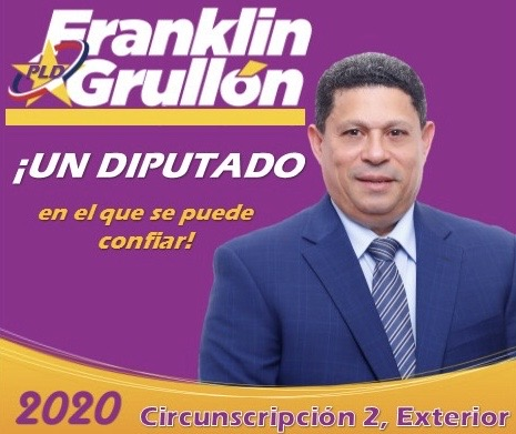 Franklin Grullon Diputado